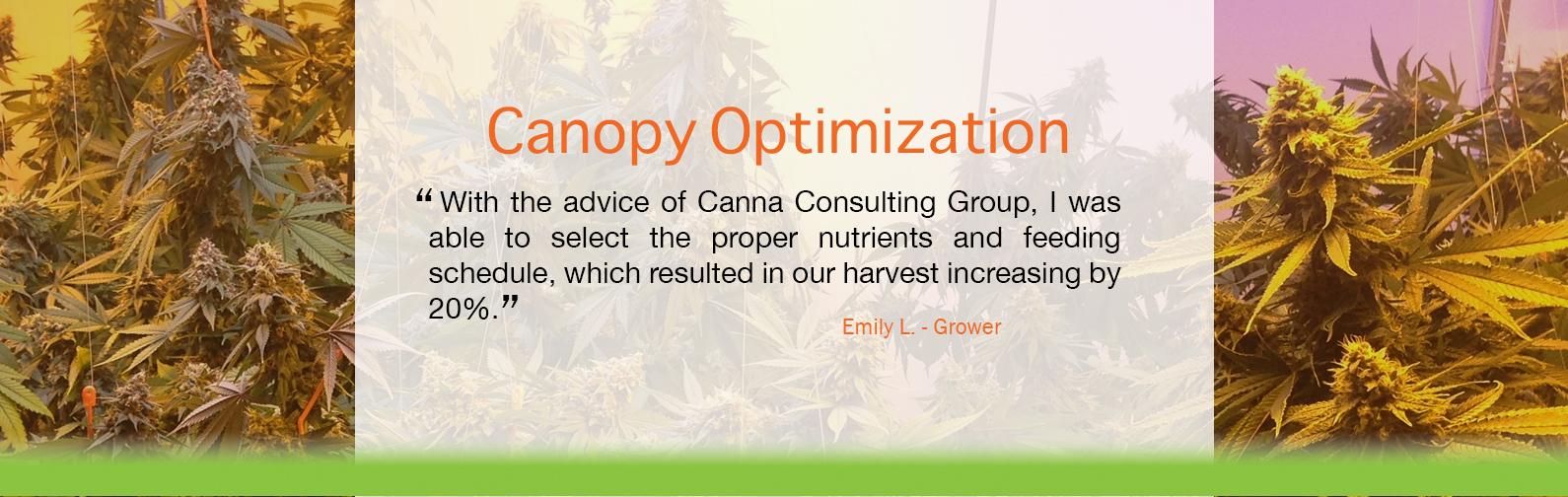 Slide-2-Canopy-Optimization
