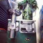 Cannabis Processing - Juicer, Juicing Machine