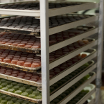 Cannabis Production - Cooling in Racks